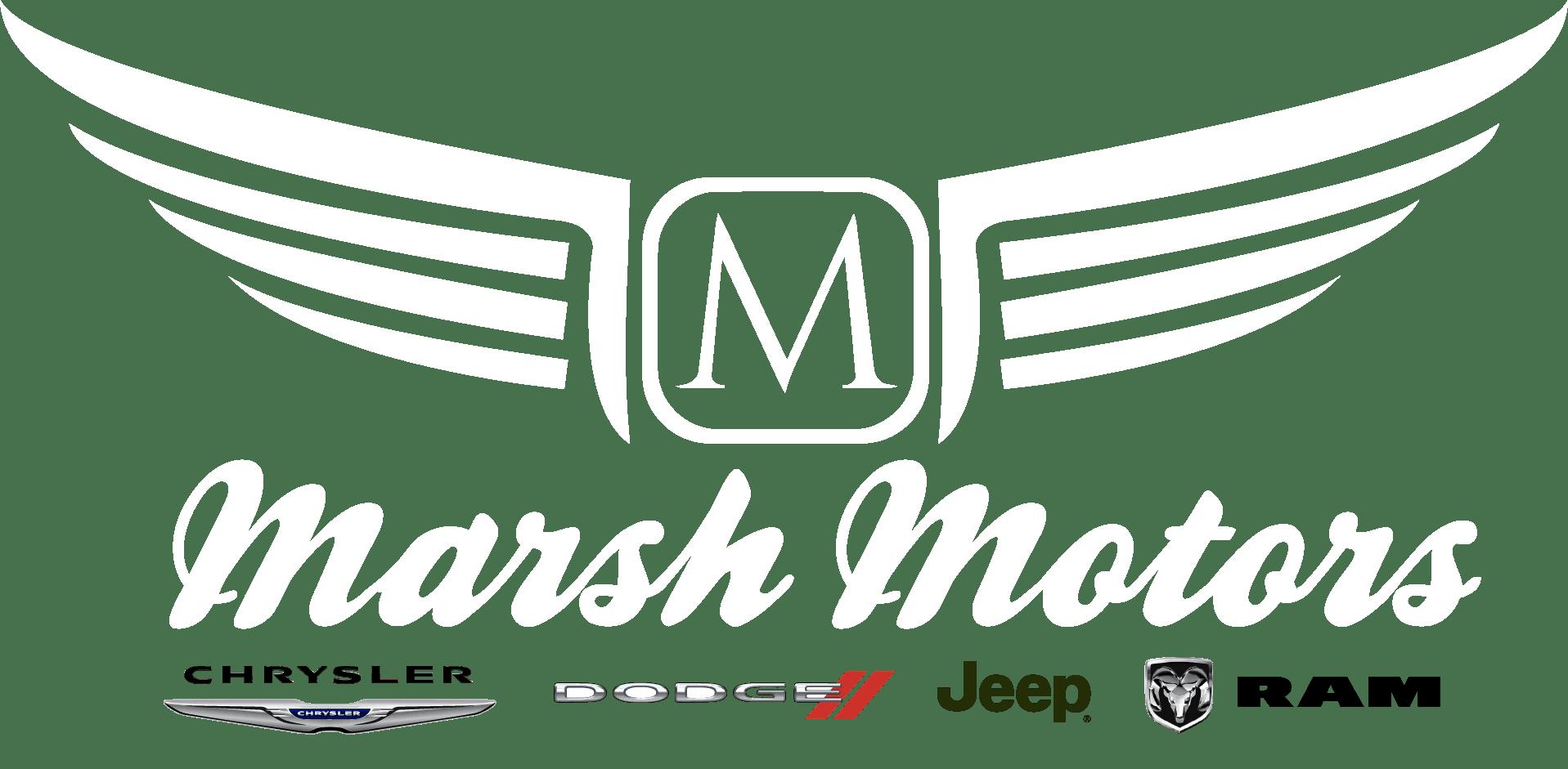 Marsh Motors logo